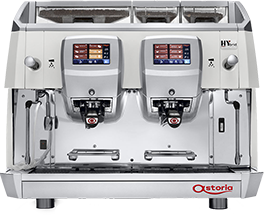 commercial group coffee machine