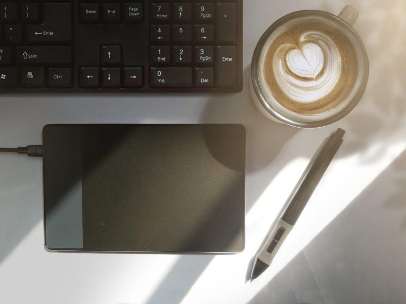 Office espresso machine coffee