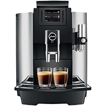 Jura WE - The best small machine available